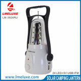 High Power Rechargeable LED Camping Light
