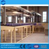 Ligne de production de la planche de gypse - Fabrication de panneaux - Tableau ignifuge