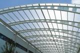 De Bladen van het Polycarbonaat van de tweeling-muur 10 van de Kwaliteit van de Waarborg Jaar van het Dakwerk van het Polycarbonaat