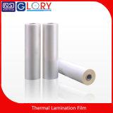 Fabricante BOPP película termal de la laminación de la base de 1 pulgada