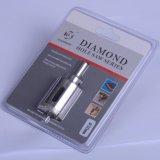 8mm Trou de forage en céramique Electroplate Diamond vu