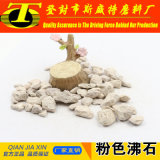 4-6mm Zeolita natural medio filtrante granular para la acuicultura