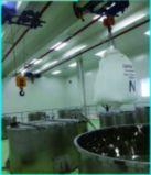 Sistema Automático de Mistura e Pesagem em Pó