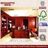 Шкаф спальни самомоднейшей конструкции с дешевым ценой (GSP9-011)