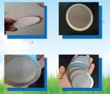 Disco di rame del filtro dalla rete metallica