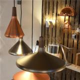 복사 현대 간단한 작풍 대중음식점 점화를 위한 알루미늄 펀던트 램프