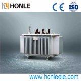Vente chaude S11-M 2500kVA transformateur d'alimentation immergé dans l'huile hermétiquement scellé de 3 phases de la classe 20-10kv