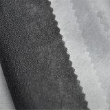 Polyester-nichtgewebtes schmelzbares punktiertes Zwischenzeilig schreiben des Großverkauf-100% für Kleider