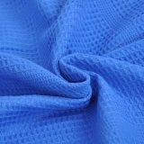 Toalla de la armadura del telar jacquar de China Microfiber 80%Polyester 20%Polyamide