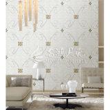 Mattonelle di mosaico madreperlacee del marmo delle coperture di colore naturale di lusso di disegno