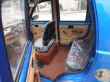Triciclo de pasajeros de 125cc 150cc con dos asientos traseros