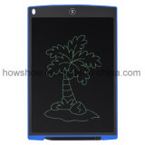 La tablette durable d'écriture d'affichage à cristaux liquides du Portable 12inch badine la tablette d'écriture (bleue)