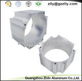 Recinto de aluminio del motor del bastidor del perfil del OEM para el motor