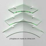 Ausgeglichenes Regal-Glas für Dusche-Raum