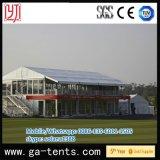 Grande tente d'événement de deux couches avec le bâti en aluminium et le revêtement en PVC