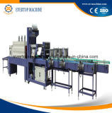 Automatische lineare Schrumpfverpackung-Verpackungsmaschine