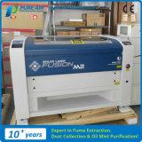 Colector de polvo del laser de la cortadora del laser del CO2 para el no metal del corte del laser (PA-1500FS)