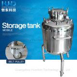 Tank van het Roestvrij staal van het roestvrij staal de Vacuüm Geïsoleerdeh