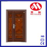 鋼鉄息子母ドアの鉄の前ドア