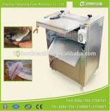 Pequeña peladura de la piel de los pescados que quita la piel de los pescados de Basa del calamar del siluro de la máquina que quita la máquina con 15-30PCS/Min