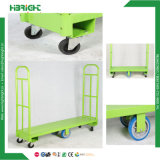 Heavy Duty Warehouse Platform U Boat Cart