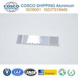 SGS Goedgekeurde Uitdrijving van het Aluminium/van het Aluminium met CNC het Machinaal bewerken & Oppervlaktebehandeling
