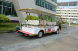 Rariro 14 Seater Hôtel Park Electric Sightseeing Vehicle with Ce Certification