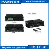 Caixa de interface do cartão SIM mini PC com antenas (opcional)