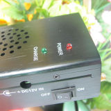 Portátil 3 antenas de radio XM Lojack señal de teléfono móvil 4G Jammer