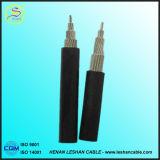 Câble d'ABC du câble 6.35/11kv isolé par temps système normal d'AS/NZS 3599.1