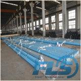 Q345b 16mn niedriges legierter Stahl-Rohr-nahtloses Stahlrohr für Öl-knackendes Gefäß