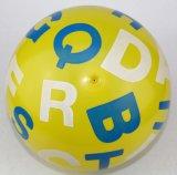 Gioco del calcio del PVC; Sfera piena gonfiabile del giocattolo di stampa