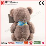 De gevulde Dierlijke Zachte Teddybeer van de Pluche van het Speelgoed voor de Jonge geitjes van de Baby