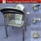 Preiswerter und starker stapelbarer Metallkirche-Stuhl (YC-G39)