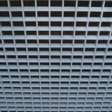 Design de interiores suspenso Open Grille Cell Ceiling with Aluminium Alloy Material