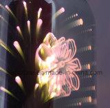 3D 밝은 점화 LED 유리제 빛은을%s 가진 가정 훈장을%s 전기도금을 한다