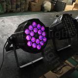 18X15W 5in1 Rgbaw DJ DMX Stage PAR LED