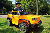 Автомобиль батареи автомобиля игрушки малышей