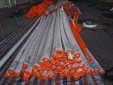 Шланг всасывания PVC Corrugated/спиральн пробка