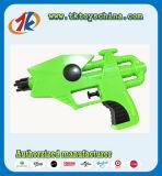 아이를 위한 플라스틱 물총 장난감 전자총 게임