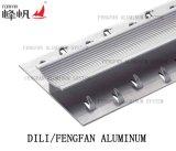 Het In orde maken van de Gesp van het Tapijt van de Rand van het Tapijt van het aluminium om de Deken aan te halen
