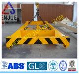 Verspreider van de Container van het Gebruik van de Haven van de Boon van de Container van ISO de Gediplomeerde Semi Automatische Opheffende