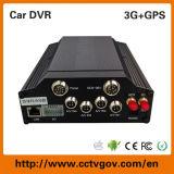 Registratore manuale mobile della macchina fotografica HD DVR dell'automobile con 3G 4G GPS WiFi