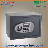 Электронный сейф цифров с индикацией LCD для пользы дома и офиса, полных величин от малого к большому