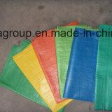 Sac / sac en tissu à forte coupe en plastique