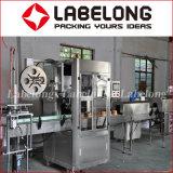 Volledige Automatische het Krimpen van de Etikettering van de Koker van pvc Machine