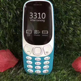 Фабрика оптовое малое двойное SIM удваивает резервный дешевый мобильный телефон 2.4 старика в телефоне Screeen края крена для Nokia 3310#