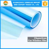in pellicola automatica di Vlt di segretezza di riserva del G10 IR 80%, pellicola solare della finestra del Chameleon di rifiuto di calore per la porpora
