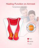 Masajeador de cuello y hombros con terapia de infrarrojos