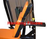 Équipement de fitness, salle de gym de la machine, body-building, Assis Leg curl (HK-1015)